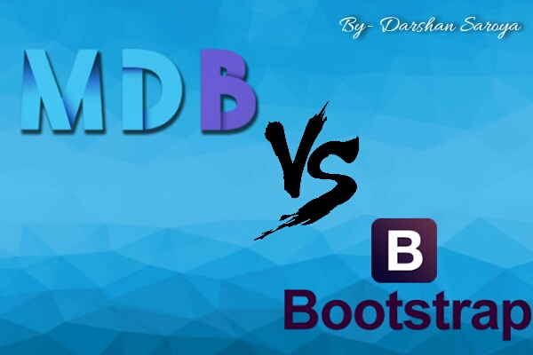 MDBootstrap Vs Bootstrap Which is better
