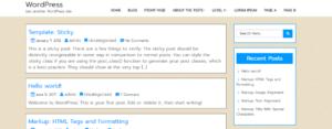 unik educational WordPress theme