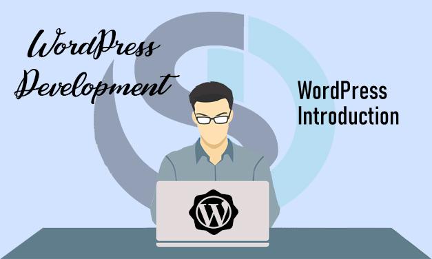 WordPress Theme Development Guide WordPress Introduction