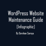 WordPress Website Maintenance Guide - 50+ Useful Tips [Infographic]